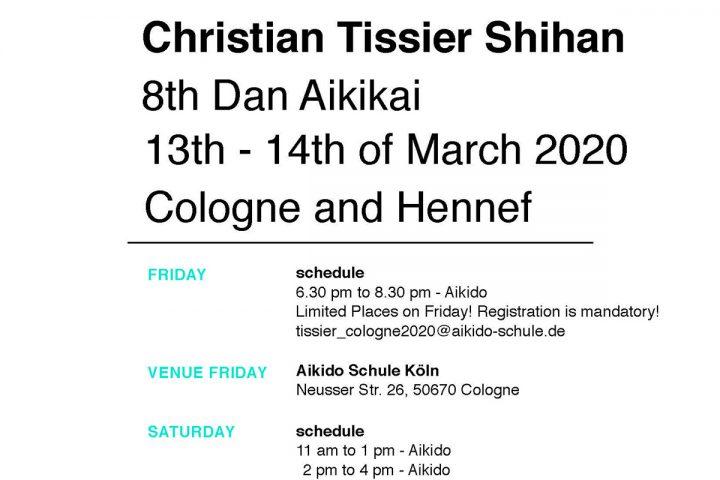 Shihan seminar